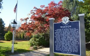The Weston town, education and capital budgets were passed at a referendum vote.