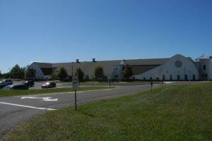 Samuel Staples Elementary School. — Nancy Doniger photo