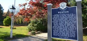 Weston voters approved the town, education and capital budgets today at the referendum.